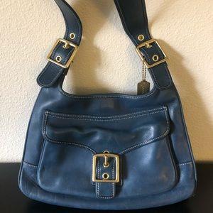 Coach Legacy Saddlebag style Shoulder Bag G3Q-9340
